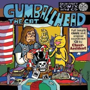 Cheer-Accident - Gumballhead The Cat